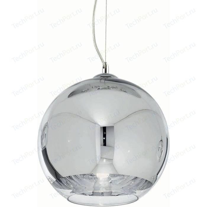 Подвесной светильник Ideal Lux Discovery Cromo SP1 D20