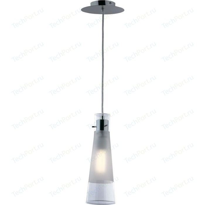 Подвесной светильник Ideal Lux KUKY SP1 TRASPARENTE