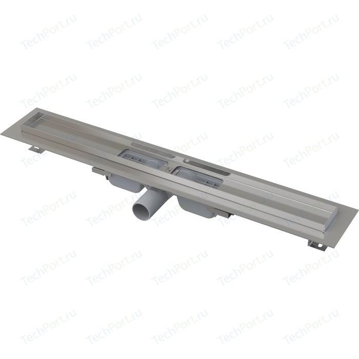 Фото - Душевой лоток AlcaPlast APZ101 Low с горизонтальным стоком (APZ101-950) душевой лоток alcaplast apz1006 300