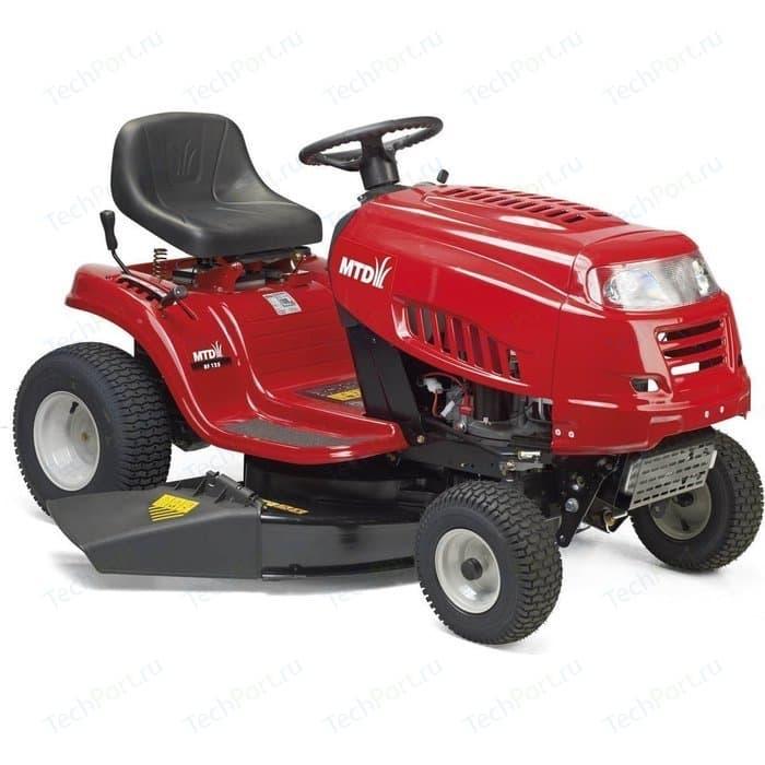 Трактор садовый MTD Smart RF 125