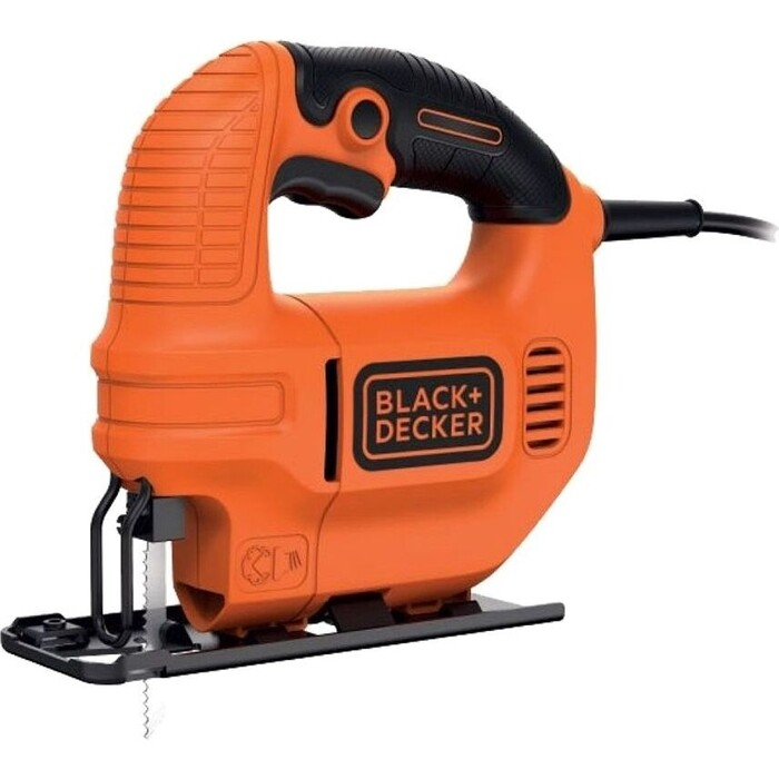 Лобзик Black+Decker KS501