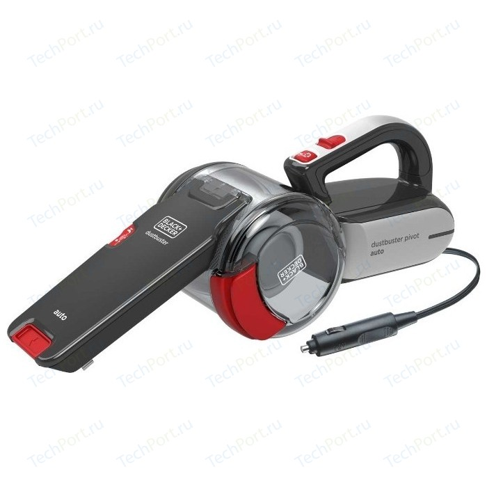 Автомобильный пылесос Black+Decker PV1200AV