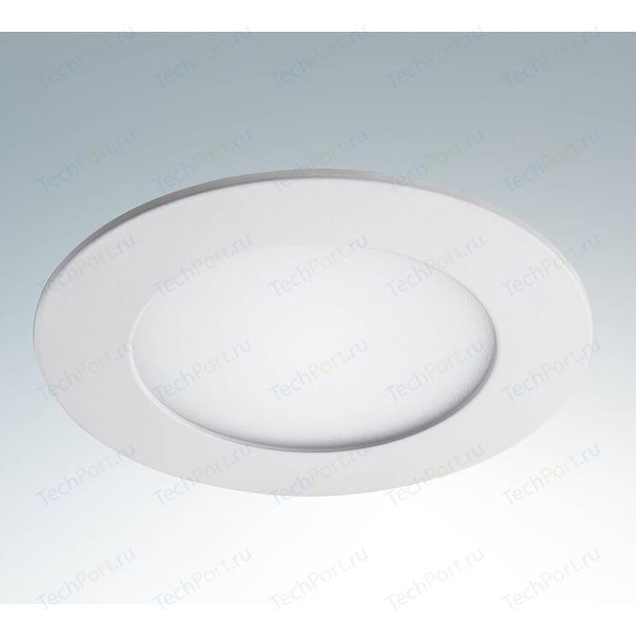 Точечный светильник Lightstar 223124 точечный светильник lightstar 214435