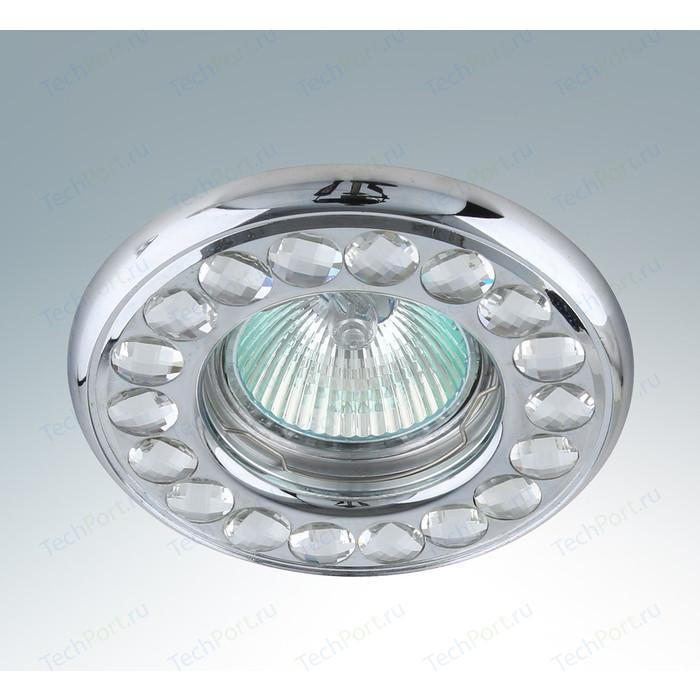 Точечный светильник Lightstar 011904 точечный светильник lightstar 70014 0