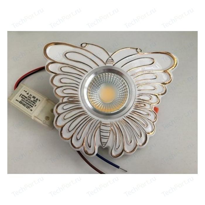Встраиваемый светодиодный светильник DeMarkt 637015401