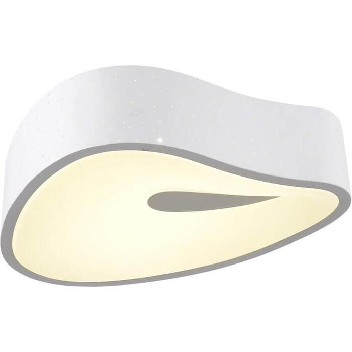 Потолочный светодиодный светильник Omnilux OML-45507-53 потолочный светодиодный светильник omnilux oml 48807 48