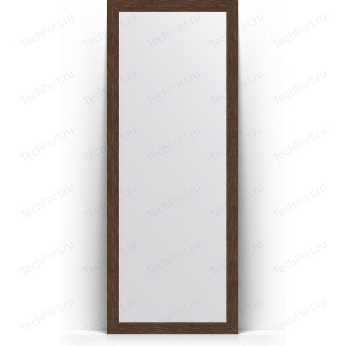 Фото - Зеркало напольное Evoform Definite Floor 78x197 см, в багетной раме - мозаика античная медь 70 мм (BY 6003) зеркало в багетной раме поворотное evoform definite 56x76 см соты медь 70 мм by 3050