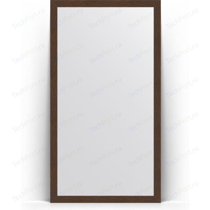 Фото - Зеркало напольное Evoform Definite Floor 108x197 см, в багетной раме - мозаика античная медь 70 мм (BY 6015) зеркало в багетной раме поворотное evoform definite 56x76 см соты медь 70 мм by 3050