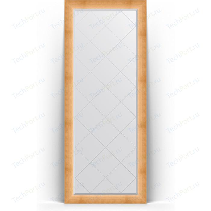 Зеркало напольное с гравировкой Evoform Exclusive-G Floor 81x201 см, в багетной раме - травленое золото 87 мм (BY 6316) зеркало напольное с гравировкой evoform exclusive g floor 81x201 см в багетной раме римское золото 88 мм by 6317