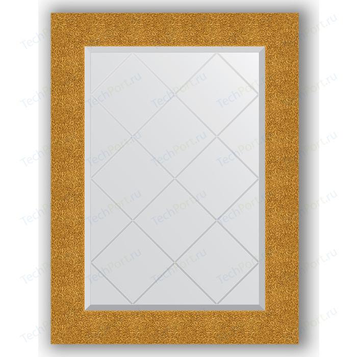 Фото - Зеркало с гравировкой поворотное Evoform Exclusive-G 66x89 см, в багетной раме - чеканка золотая 90 мм (BY 4108) зеркало с гравировкой поворотное evoform exclusive g 66x89 см в багетной раме чеканка золотая 90 мм by 4108
