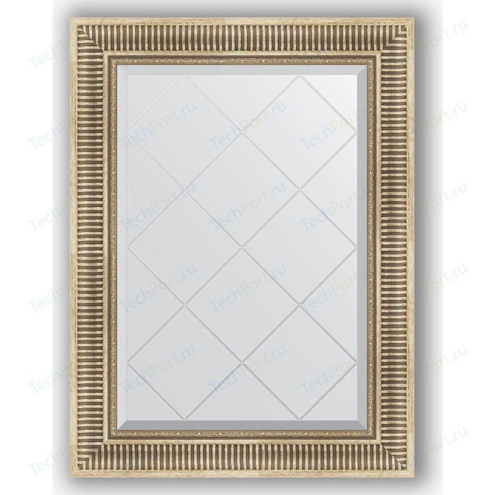 Фото - Зеркало с гравировкой поворотное Evoform Exclusive-G 67x90 см, в багетной раме - серебряный акведук 93 мм (BY 4110) зеркало с гравировкой поворотное evoform exclusive g 53x71 см в багетной раме серебряный бамбук 73 мм by 4007