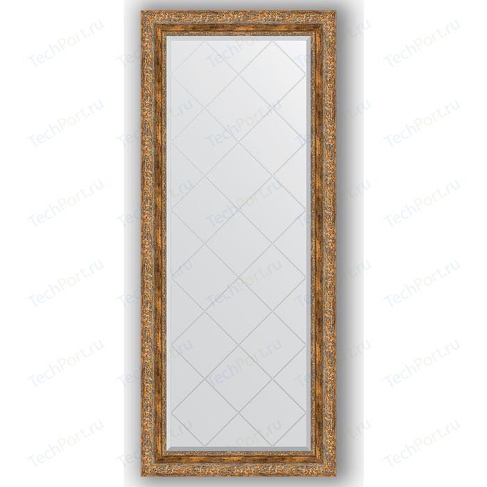 Фото - Зеркало с гравировкой поворотное Evoform Exclusive-G 65x155 см, в багетной раме - виньетка античная бронза 85 мм (BY 4144) зеркало с гравировкой поворотное evoform exclusive g 95x120 см в багетной раме виньетка античная латунь 85 мм by 4360