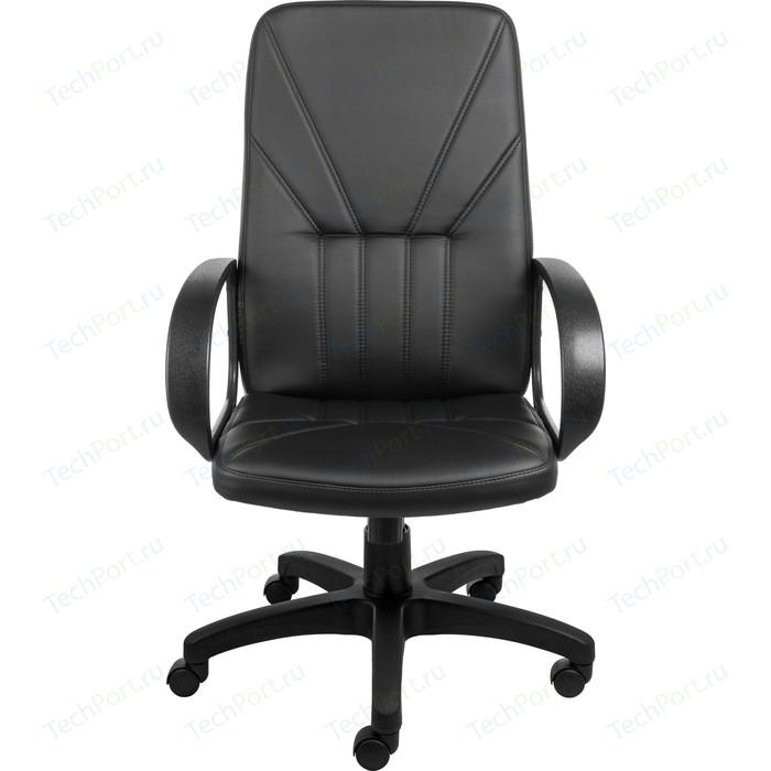 Кресло Алвест AV 101 PL (727) MK эко кожа 223 черная