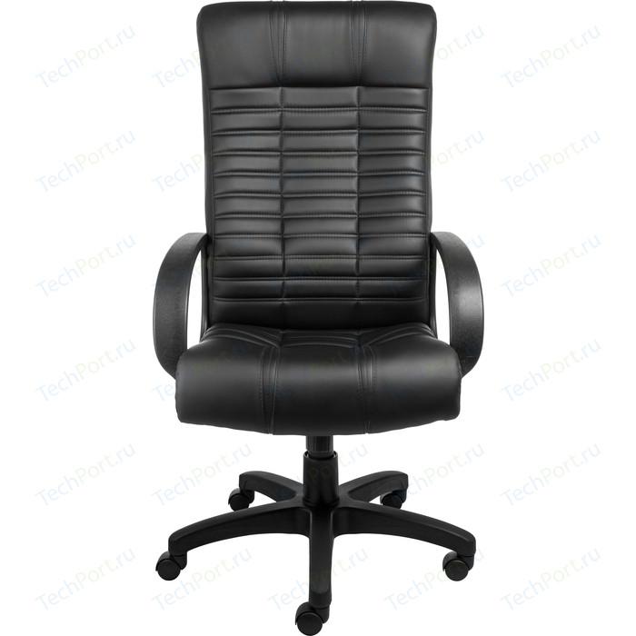 Кресло Алвест AV 104 PL (727) MK эко кожа 223 черная