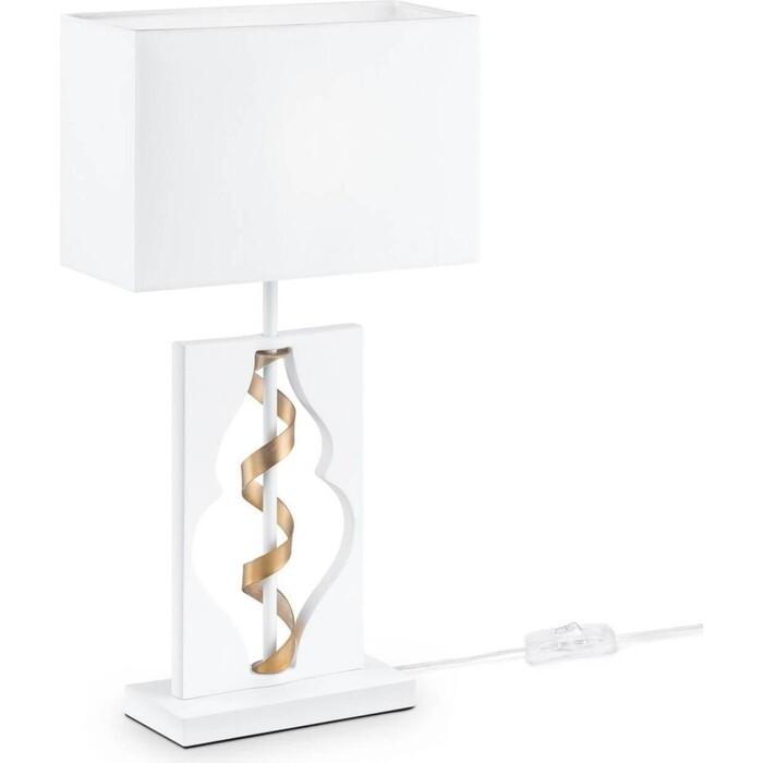 Настольная лампа Maytoni ARM010-11-W настольная лампа maytoni intreccio arm010 11 r 40 вт