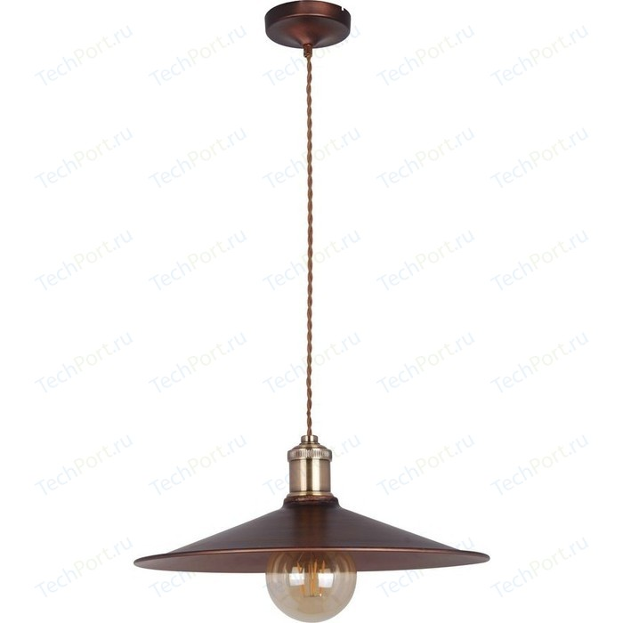 Фото - Подвесной светильник Maytoni T028-01-R спот maytoni t164 01 r