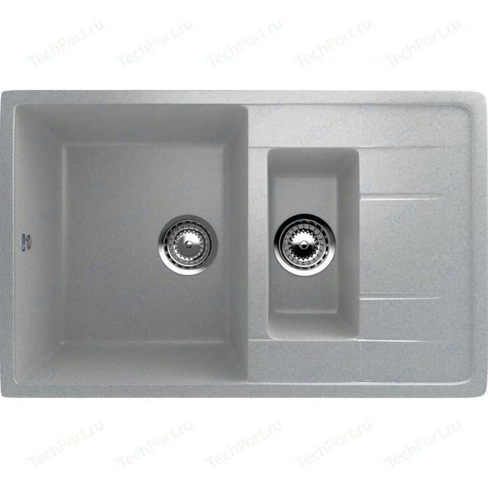 Кухонная мойка Ulgran U-205-310 серая