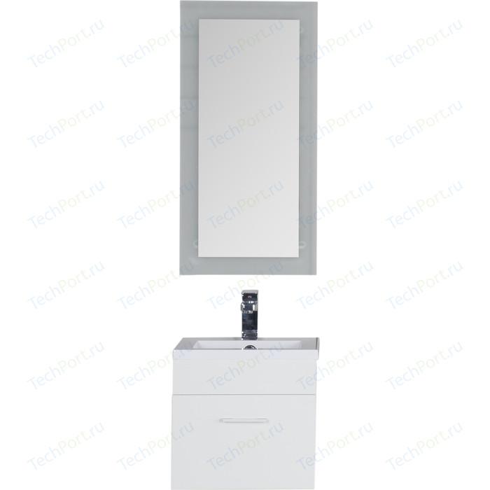 Мебель для ванной Aquanet Нота 50 белый