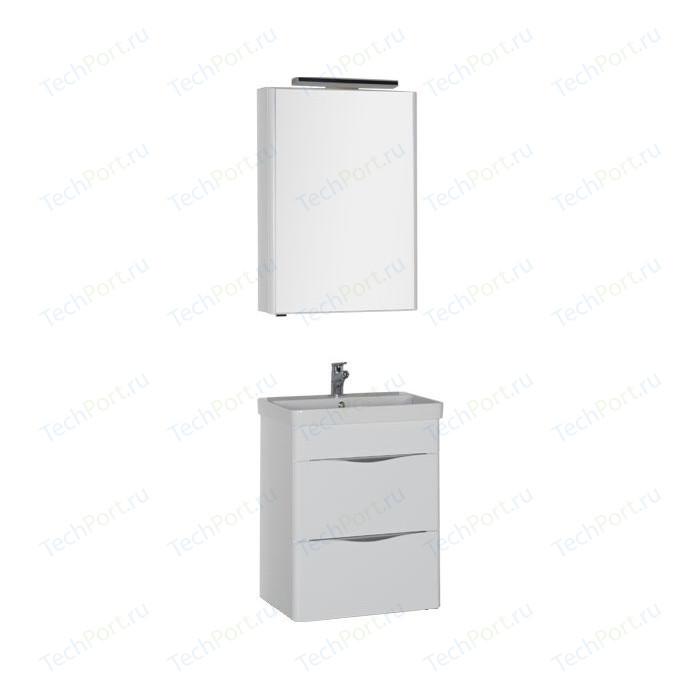 Мебель для ванной Aquanet Орлеан 60 белый
