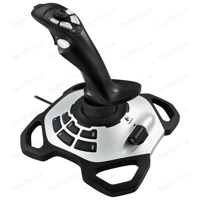 Игровой джойстик Logitech Extreme 3D Pro (942-000031)
