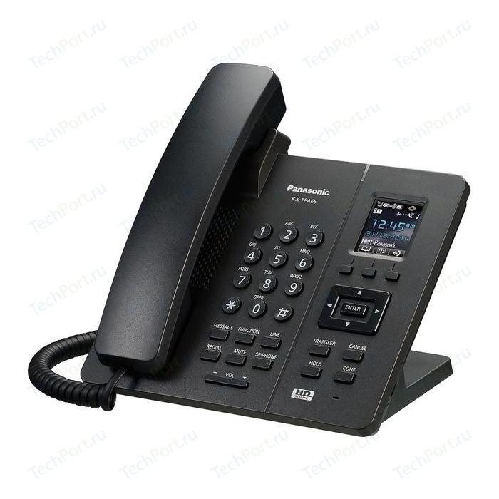 SIP телефон Panasonic KX-TPA65RUB