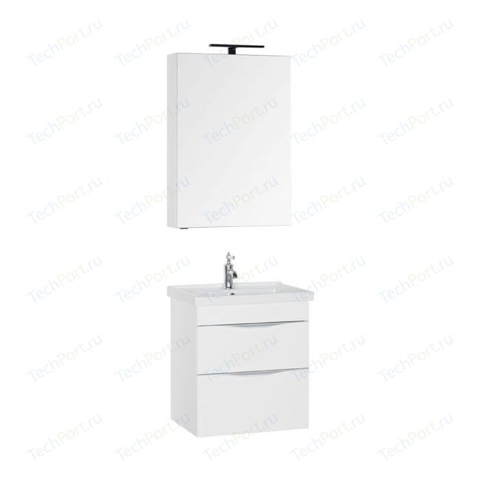 Мебель для ванной Aquanet Эвора 60 белый
