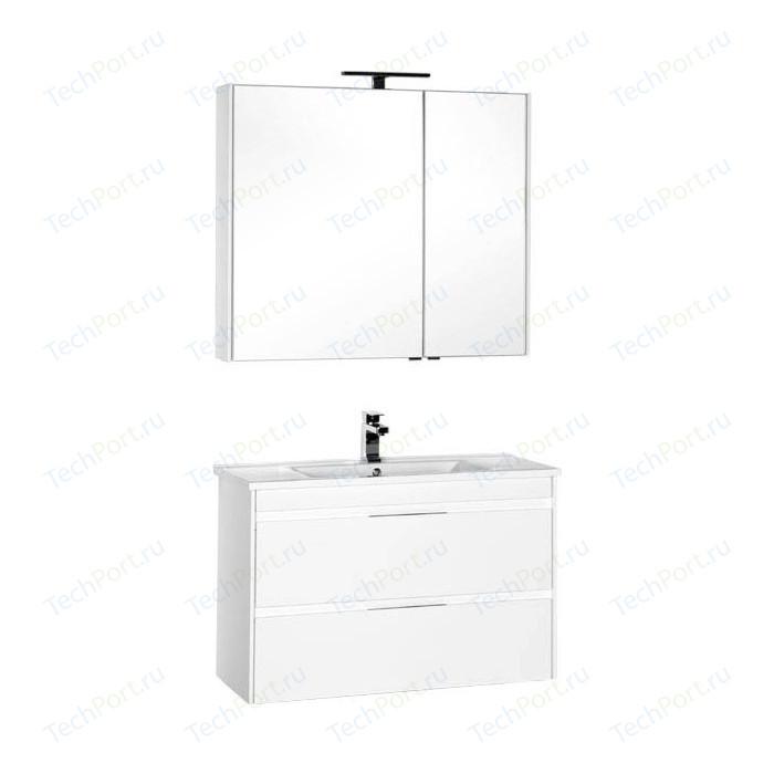 Мебель для ванной Aquanet Тулон 100 белый