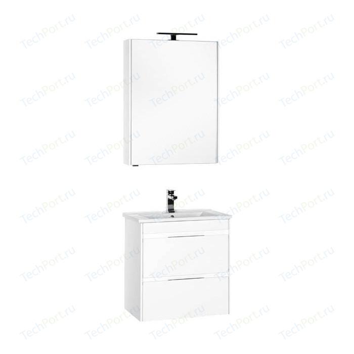 Мебель для ванной Aquanet Тулон 65 белый