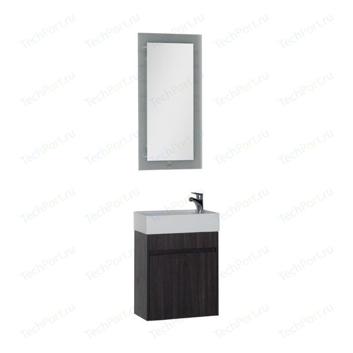 Мебель для ванной Aquanet Лидс 50 эвкалипт мистери