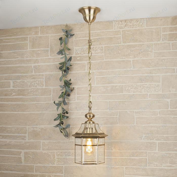 Уличный подвесной светильник Elektrostandard 4690389099168