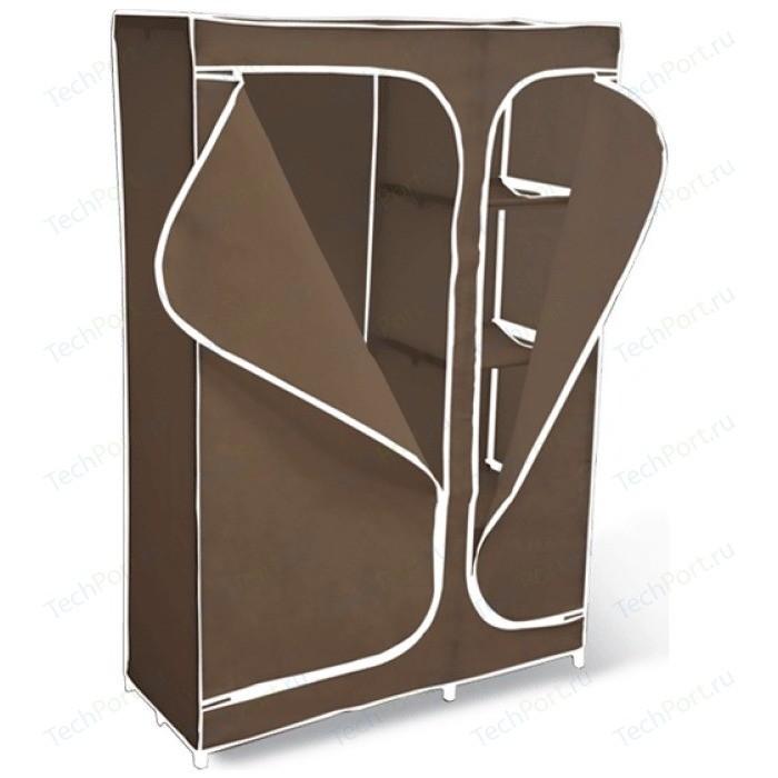 Вешалка Sheffilton 2016 темно-коричневый.