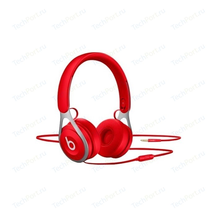 Наушники Beats EP On-Ear Headphones red (ML9C2ZE/A)