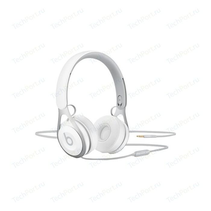 Наушники Beats EP On-Ear Headphones white (ML9A2ZE/A)