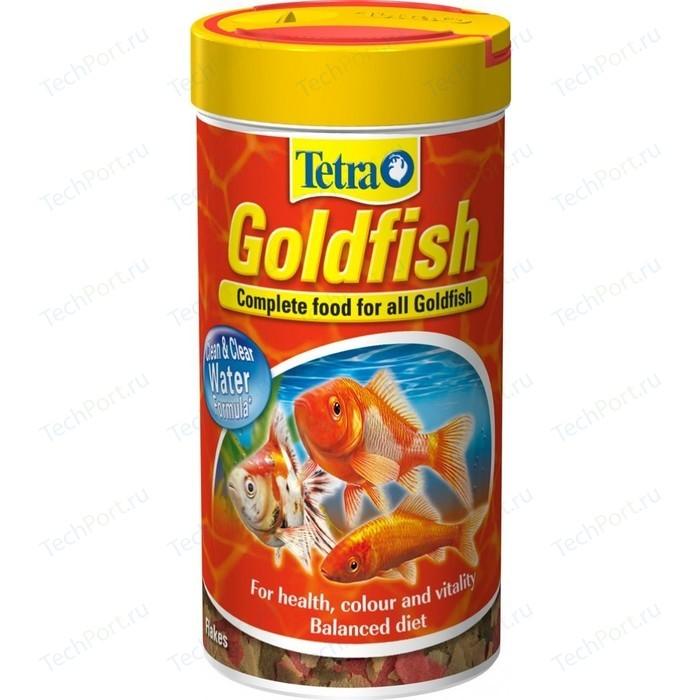 Корм Tetra Goldfish Flakes Complete Food for All хлопья для всех видов золотых рыбок 1л (204355)