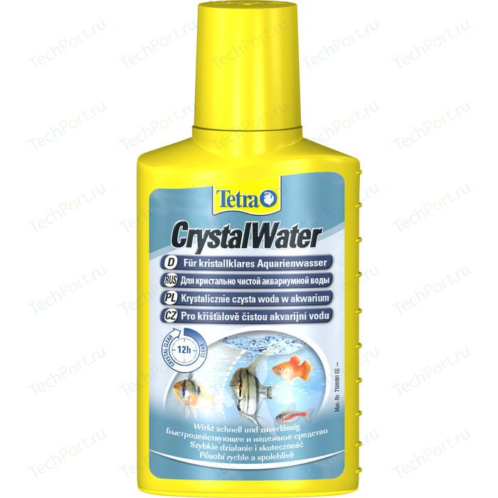 Кондиционер Tetra CrystalWater для очищения воды в аквариуме 250мл (198739)