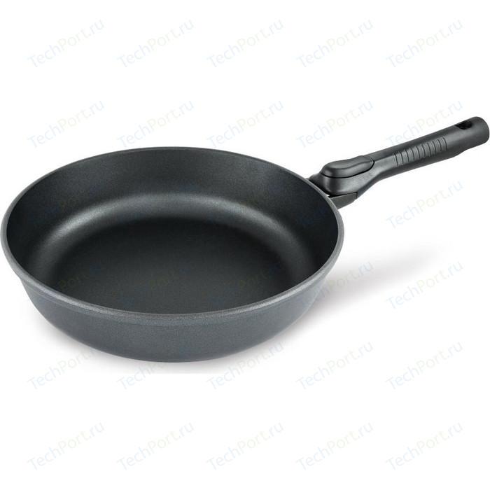 Сковорода со съемной ручкой НМП d 24см Ферра (59024)
