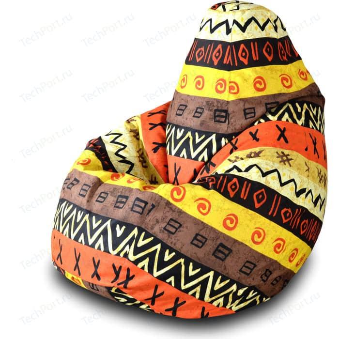 Фото - Кресло-мешок Груша Пазитифчик Африкан 01 кресло мешок груша пазитифчик флаг 01