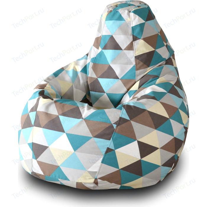 Фото - Кресло-мешок Груша Пазитифчик Ромб 01 кресло мешок груша пазитифчик флаг 01