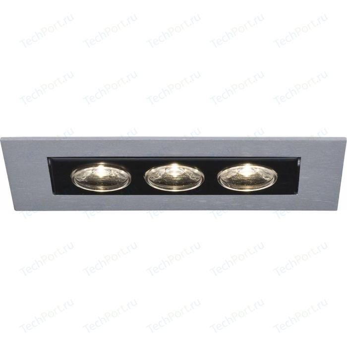 Точечный поворотный светильник Paulmann 99457 точечный поворотный светильник paulmann 98976