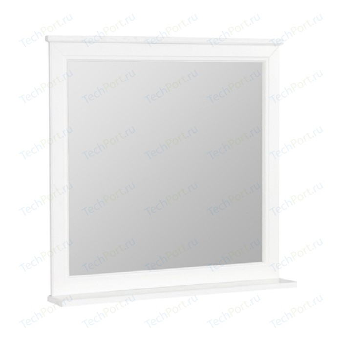 Зеркало Акватон Идель 85 дуб белый (1A195702IDM70) комплект мебели акватон сайгон 85