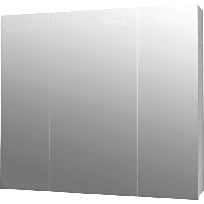 Зеркальный шкаф Dreja Almi 80 белый (99.9011)