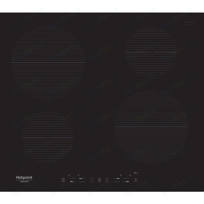 Индукционная варочная панель Hotpoint-Ariston IKIA 640 C индукционная варочная панель hotpoint ariston ikid 641 b f