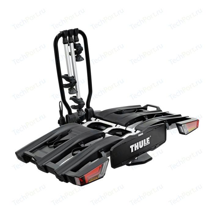 Платформа на фаркоп Thule Easy Fold XT для перевозки 3-х велосипедов (934)