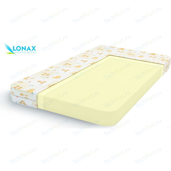 Детский матрас Lonax Baby ППУ10 65x125