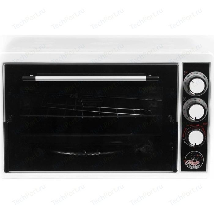 Мини-печь Чудо Пекарь ЭДБ 0124 (белый) мини печь чудо пекарь эдб 0122 сереб мет