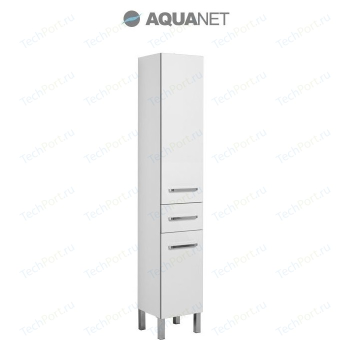 Пенал Aquanet Сиена 35 R белый (189244)