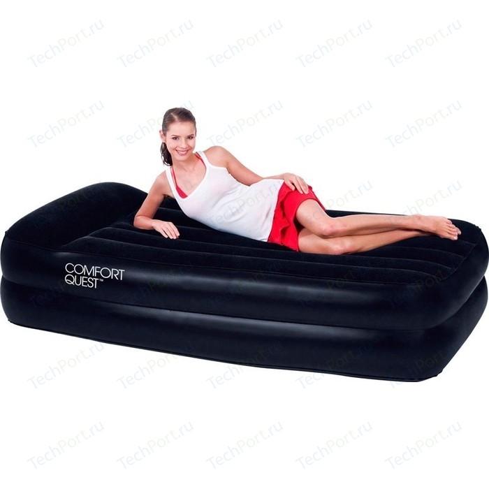 Надувная кровать Bestway 67401 Premium+ Air Bed(Single) 191х97х46 см со встроенным насосом