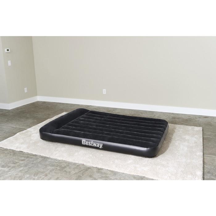 Надувной матрас Bestway 67462 Aerolax Air Bed(Double) 191х137х30 см со встроенным насосом