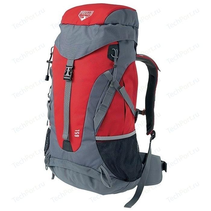 Рюкзак Bestway 68030 65 л Dura-Trek (красный)