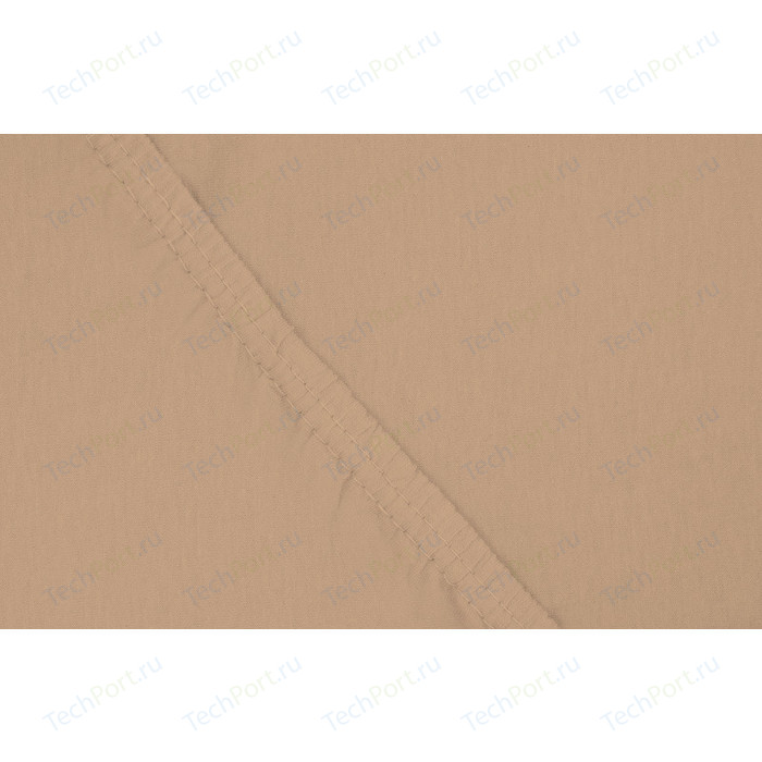 Простыня Ecotex трикотаж на резинке 140x200x20 см (4670016951793)